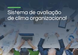 Avaliação de clima organizacional