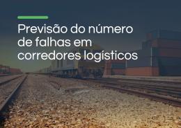Previsão de falhas em corredores logísticos