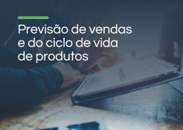 Previsão de vendas e ciclo de vida de produtos